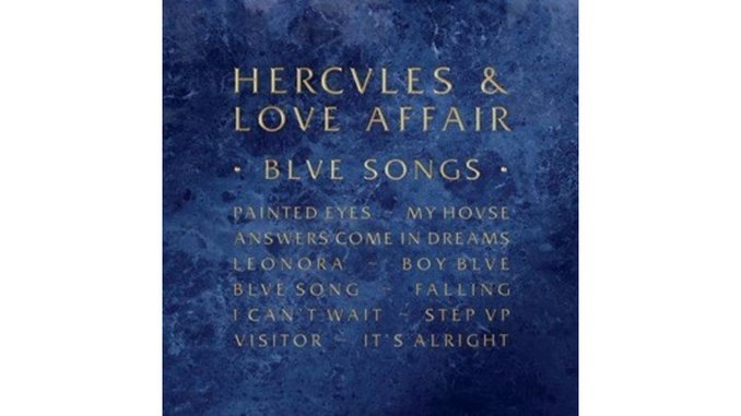 Hercules and Love Affair: <i>Blue Songs</i>