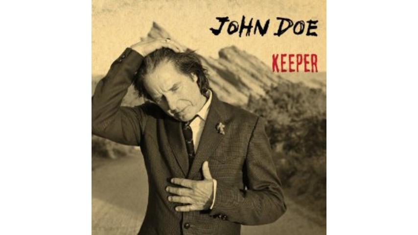 John Doe: <i>Keeper</i>