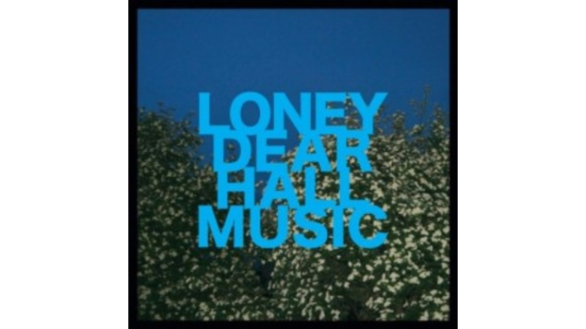 Loney Dear: <i>Hall Music</i>