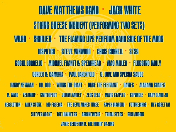 Alabama Car Tags >> Hangout Festival Announces 2012 Lineup :: Music :: News :: Hangout Festival :: Paste