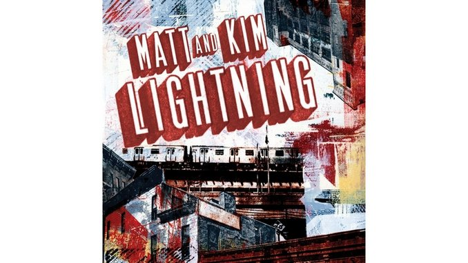 Image result for lightning matt and kim