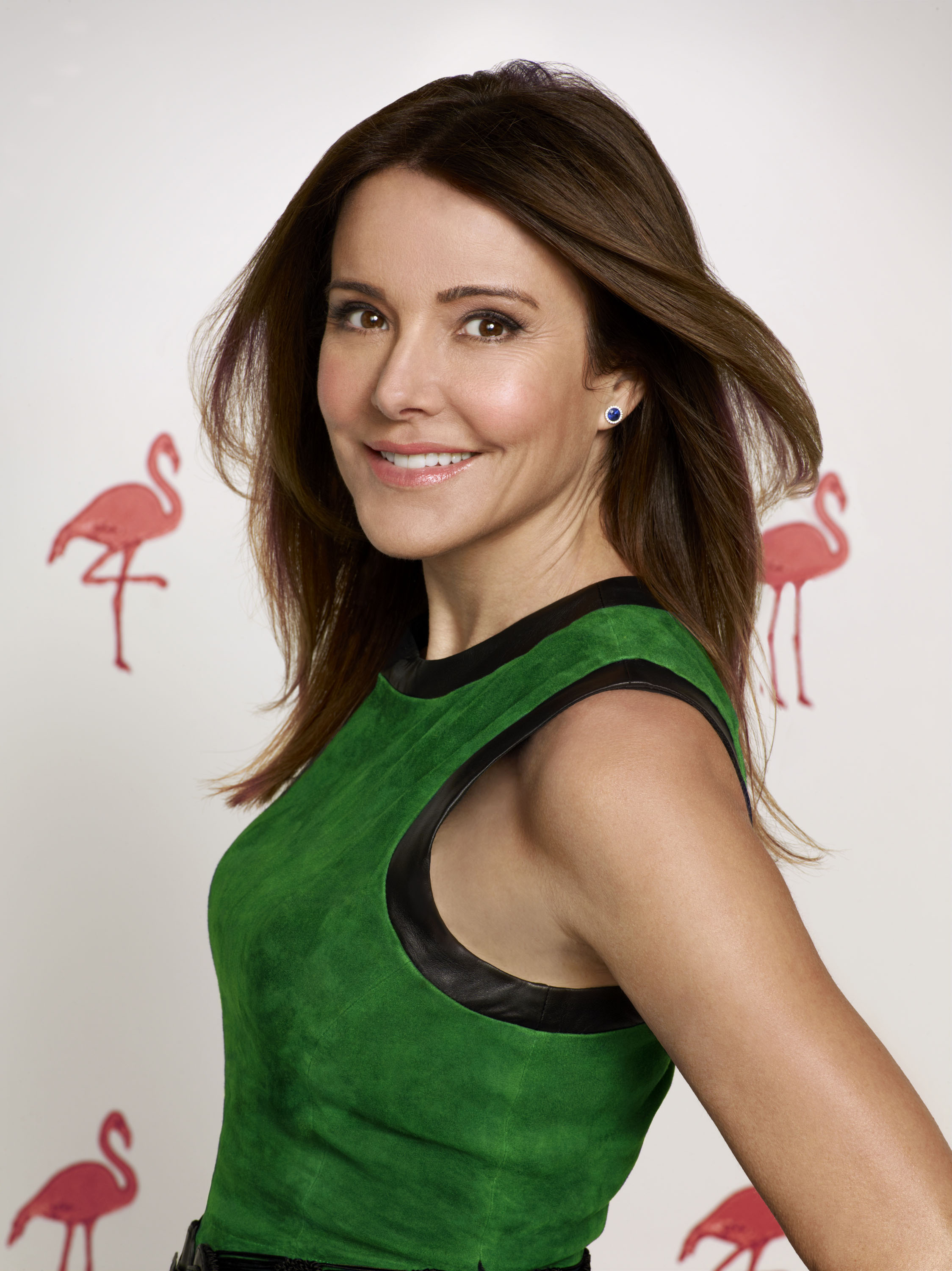Watch Christa Miller video