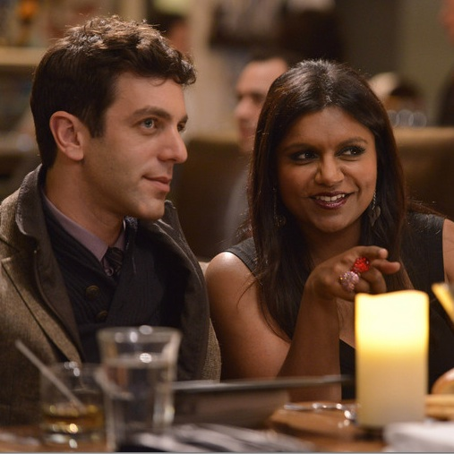 "<i>The Mindy Project</i> Review: ""Harry & Mindy"" (Episode 1.14)"