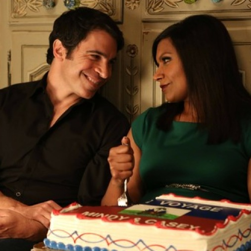 "<i>The Mindy Project</i> Review: ""Take Me With You"" (Episode 1.24)"