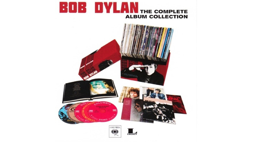 Bob Dylan: <i>The Complete Albums Collection</i>