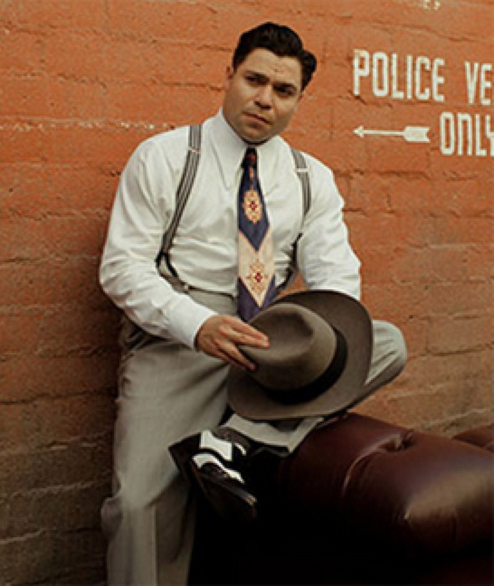 Catching Up With <i>Mob City</i>'s Jeremy Luke