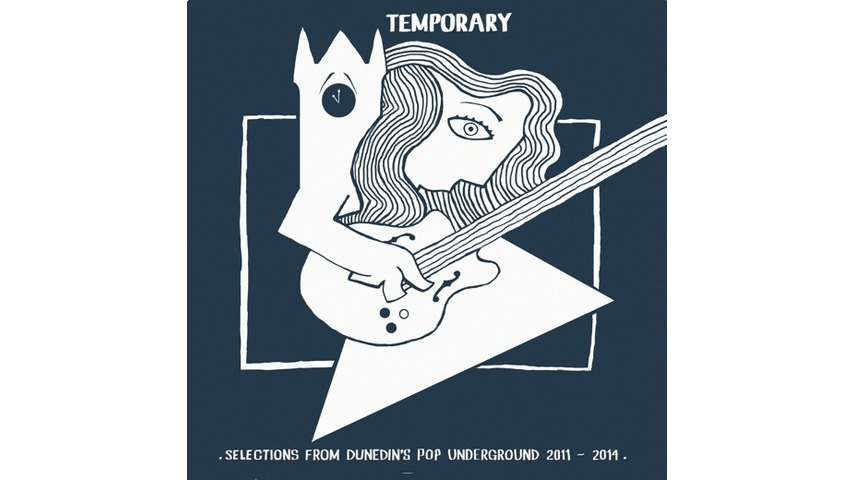 Various Artists: <i>Temporary (Selections from Dunedin's Pop Underground, 2011-2014)</i> Review