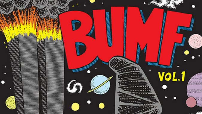 <i>Bumf Vol. 1: I Buggered the Kaiser</i> by Joe Sacco Review