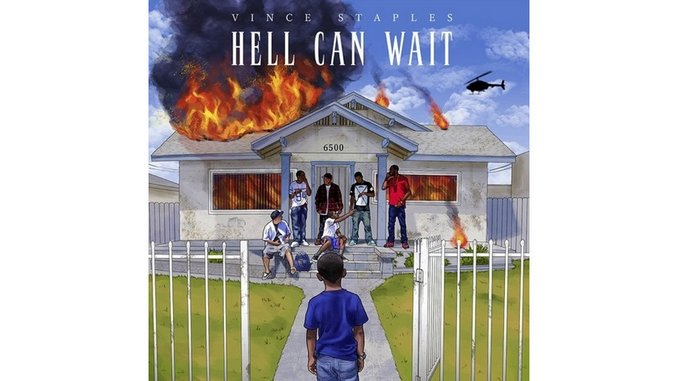 Vince Staples: <i>Hell Can Wait</i> Review