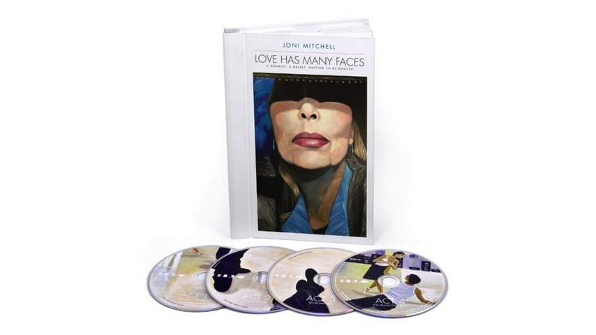 Joni Mitchell: <i>Love Has Many Faces</i> Review