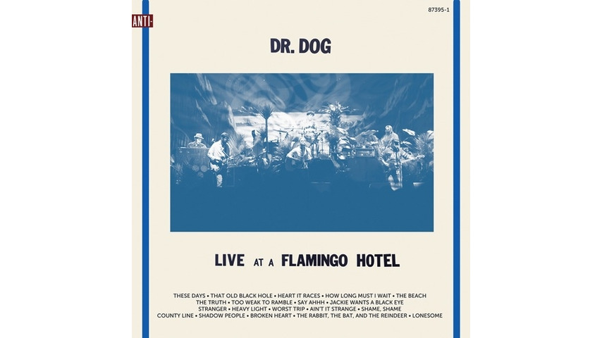 Dr. Dog: <i>Live at a Flamingo Hotel</i> Review