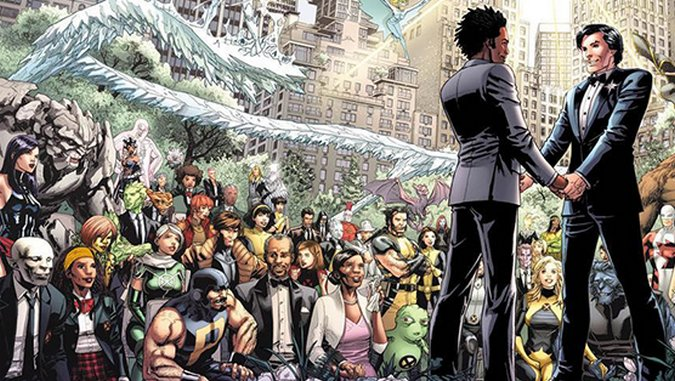 The Top 10 Same-Sex Couples in Comics
