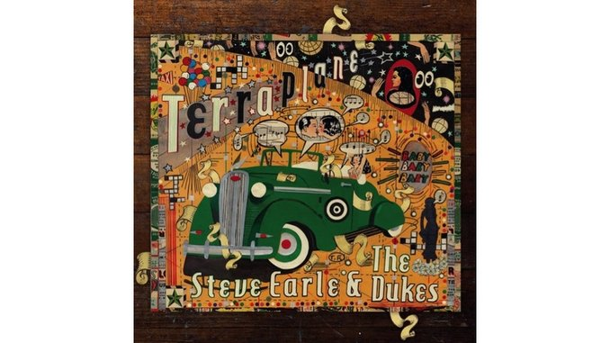 Steve Earle: <i>Terraplane</i> Review