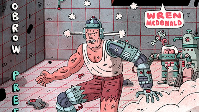 <i>Cyber Realm</i> by Wren McDonald Review