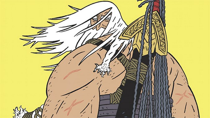 <i>Head Lopper</i> #1 by Andrew MacLean Review
