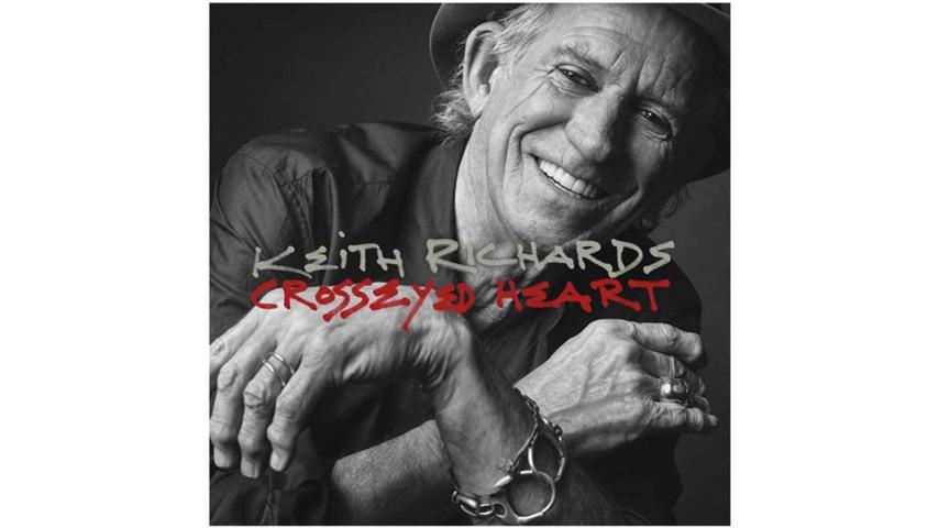 Keith Richards: <i>Crosseyed Heart</i> Review