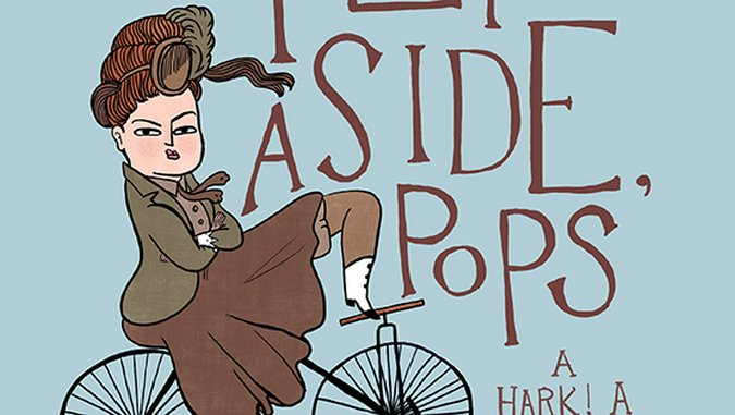 <i>Step Aside, Pops</i> by Kate Beaton Review