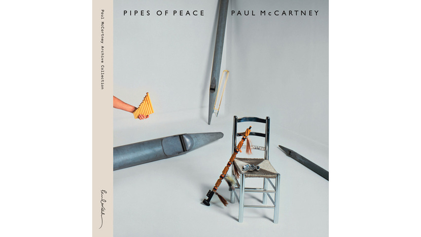 Paul McCartney: <i>Pipes Of Peace</i> Reissue Review