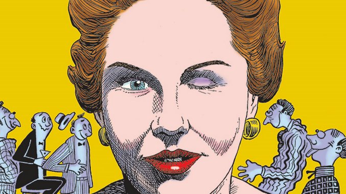 <i>Invisible Ink: My Mother's Love Affair with a Famous Cartoonist</i> by Bill Griffith Review