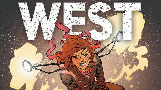 <i>Battling Boy: The Fall of the House of West</i> by Paul Pope, J.T. Petty & David Rubín Review