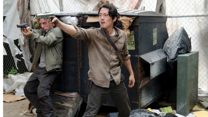 """<i>The Walking Dead</i> Review: """"Thank You"""""""