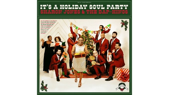 Sharon Jones & The Dap-Kings: <i>It's a Holiday Soul Party</i> Review