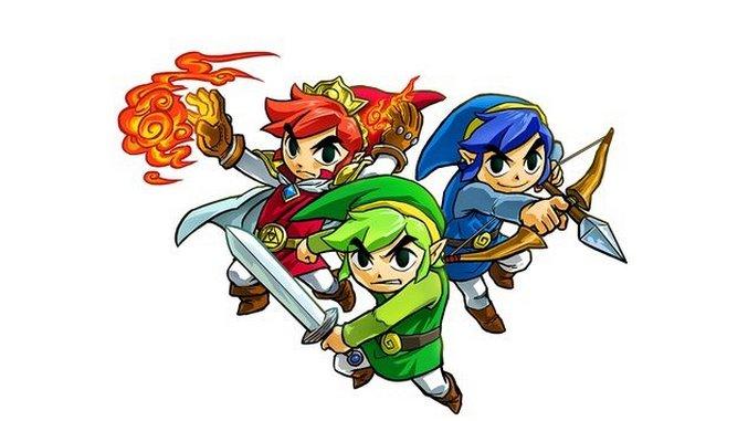 <i>The Legend of Zelda: Tri Force Heroes</i>: Observe and Consort