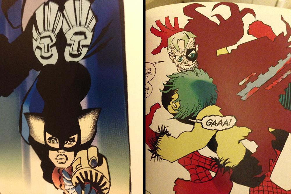 The Dark Knight Returns Graphic Novel Pdf