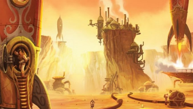<i>Mission: Red Planet</i>: Tabletop Steampunk for the Whole Family