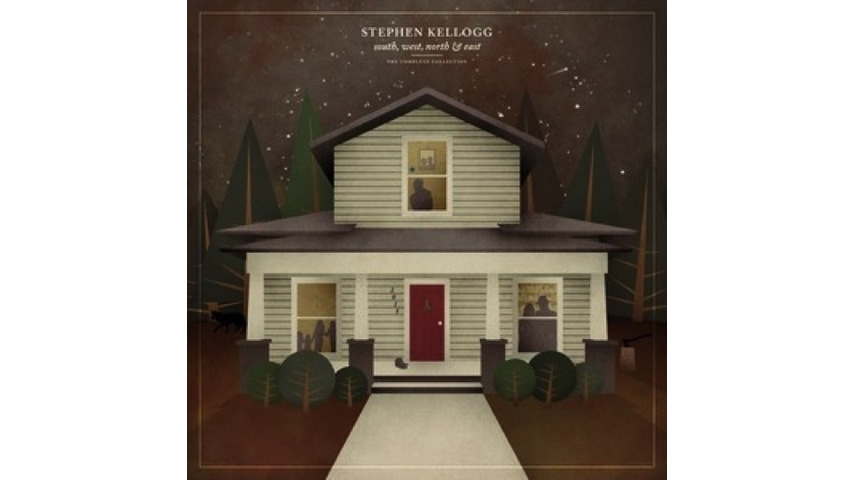 Stephen Kellogg: <i>South, West, North, East</i> Review