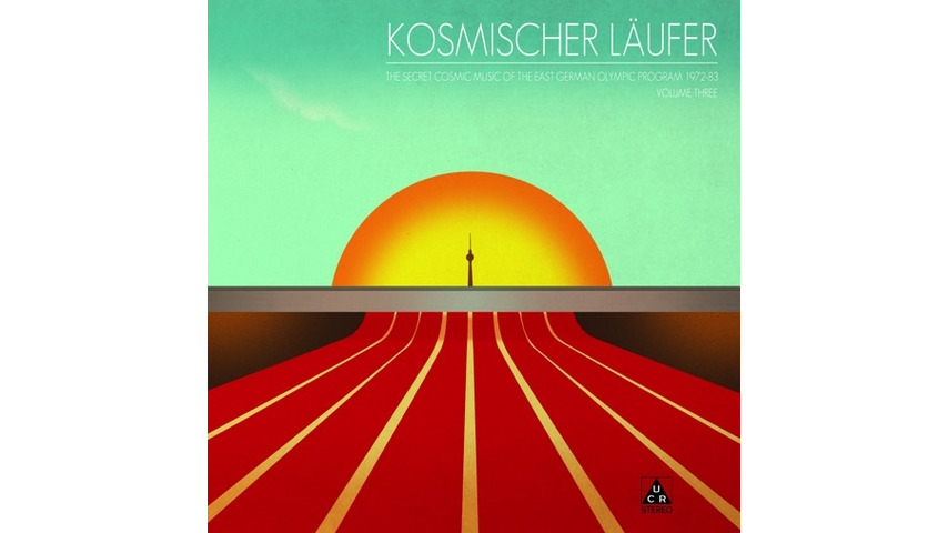 Kosmischer Läufer: <i>Volume Three: The Secret Cosmic Music of the East German Olympic Program 1972-83</i> Review