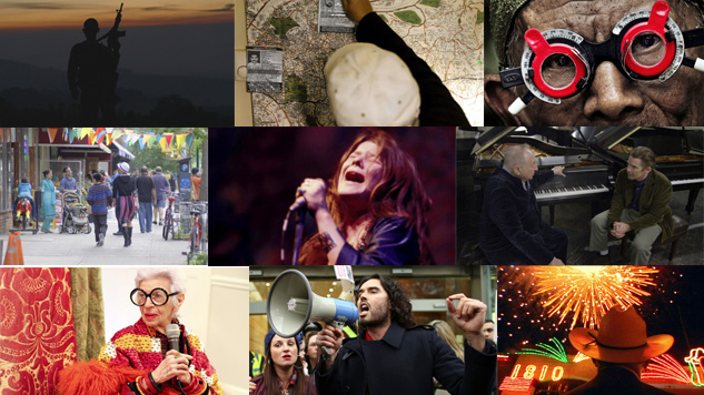 The 20 Best Documentaries of 2015