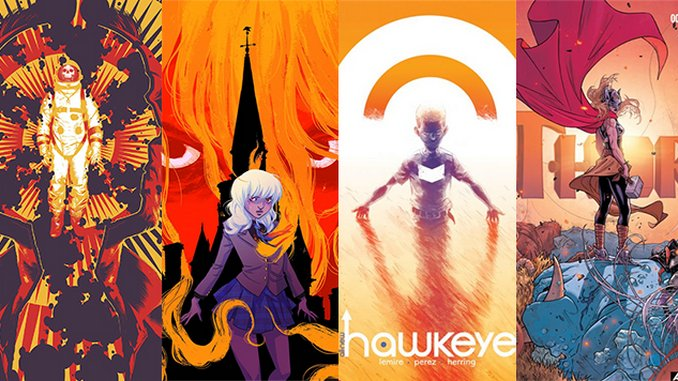 The 100 Best Comic Book Covers of 2015