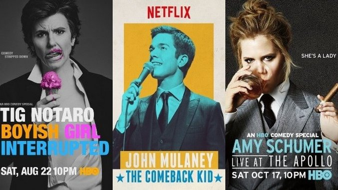 The 10 Best Stand-up Comedy Specials of 2015