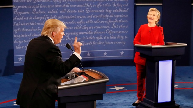 The Funniest Tweets About the First Presidential Debate