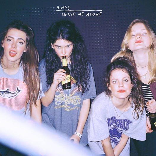 Hinds: <i>Leave Me Alone</i> Review