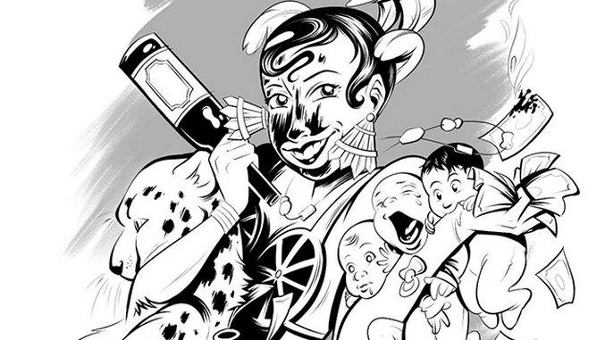 DIY Comics Queen Spike Trotman: The Best of What's Next