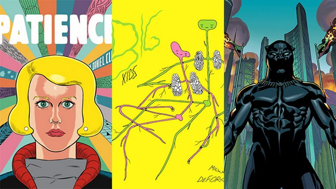 The 25 Most Anticipated Comics of 2016