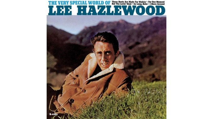 Lee Hazlewood: <i>The Very Special World of Lee Hazlewood</i>/<i>Lee Hazlewoodism - Its Cause and Cure</i>/<i>Something Special</i> Review