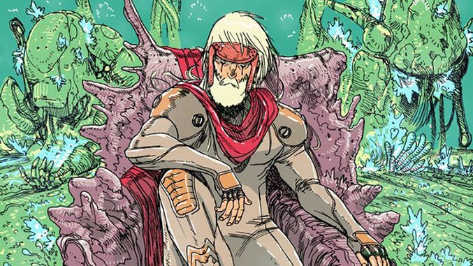 10 Reasons Why Brandon Graham's <i>Prophet</i> is the Best Sci-Fi Comic Today