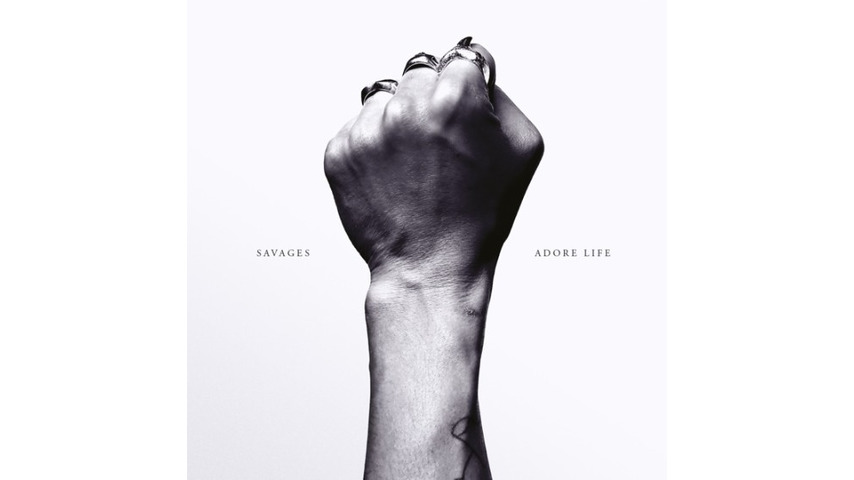 Savages: <i>Adore Life</i> Review
