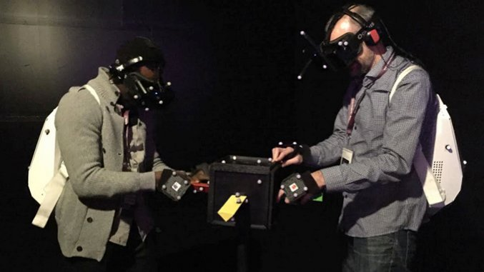 Virtual Reality at Sundance Offers a Glimpse Into the Future