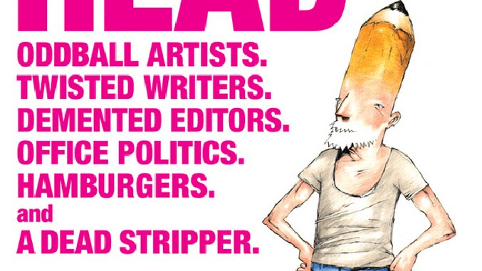 <i>Pencil Head</i> #1 by Ted McKeever Review