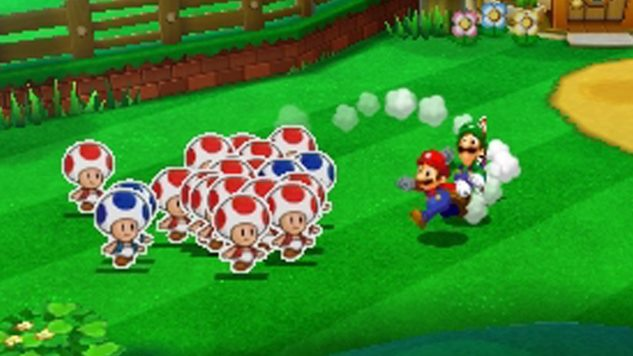 <i>Mario and Luigi: Paper Jam</i>: Identity Crisis