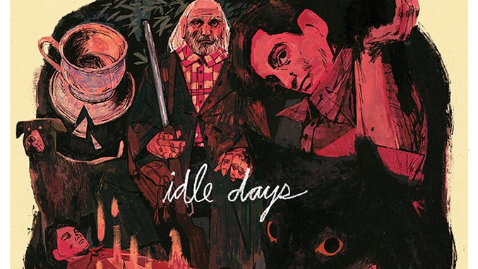Exclusive: First Second&#8217;s <i>Idle Days</i> Promises Beauty, Anxiety & Ghosts in WWII Canada