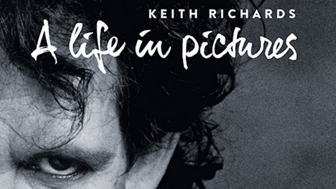 Check Out Select Images from <i>Keith Richards: A Life in Pictures</i>