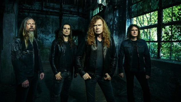 Take No Prisoners: Megadeth's Dave Mustaine on Life, Death and Winston Churchill