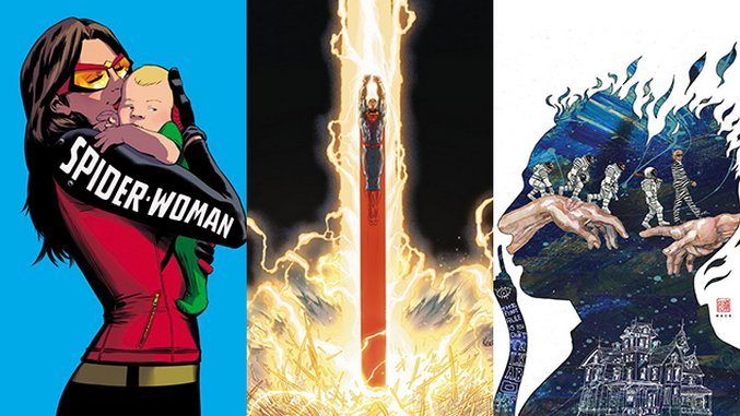 The Best Comic Book Covers of March 2016