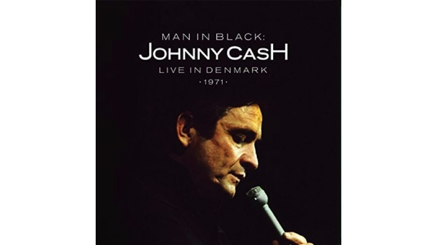 Johnny Cash: <i>Man In Black: Johnny Cash Live in Denmark 1971</i>/<i>Koncert V Praze: In Prague Live</i> Review