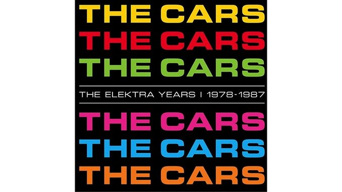 The Cars: <i>The Elektra Years 1978-1987</i> Review